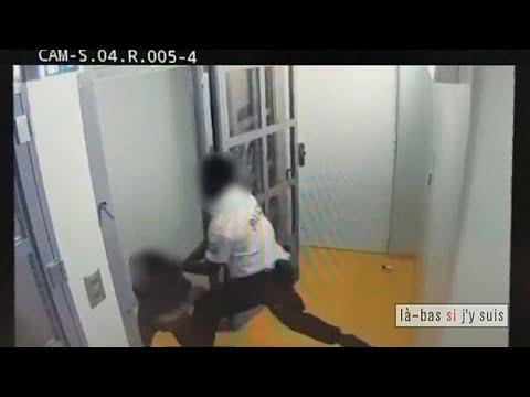 Paris: Polizist wegen Gewalt vom Dienst suspendier ...