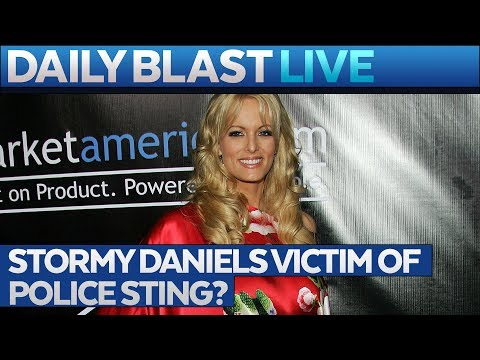 Stormy Daniels Arrested During Strip Club Performance