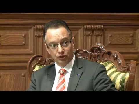 Президент Республики Молдова Игорь Додон провел встречу с новым главой Миссии ОБСЕ