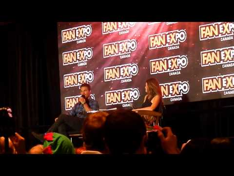 FanExpo Canada 2014 - Stephen Amell Q&A Session - Opening Segment [VIDEO]