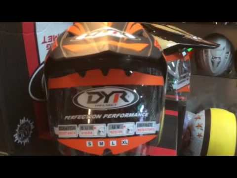 Review Helm Dyr Cross