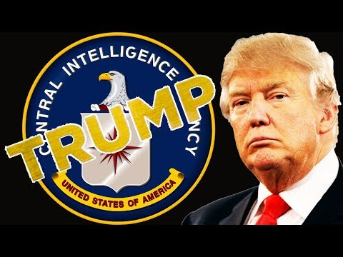 REPORT: Trump Wants His Own Private CIA