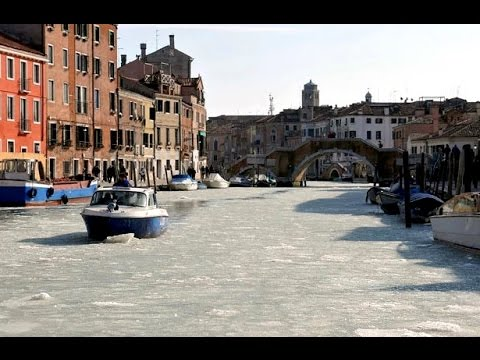 Baltic Freezes, Venice Freezes & DNC Wants to Prosecute those Talking About a Mini Ice Age (292)