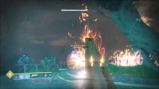 Destiny 2 Sunshot Exotic Hand Cannon Gameplay