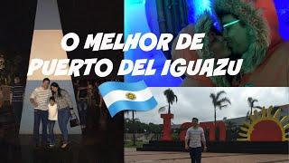 Puerto Iguazu Argentina  city images : Compras na Argentina - Puerto del iguazu - Duty Free e Ice Bar