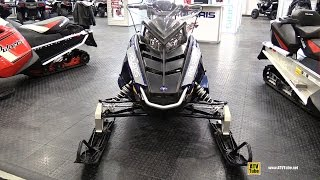 2. 2015 Polaris 550 Indy LXT 144 Sled - Walkaround - 2014 Toronto ATV Show