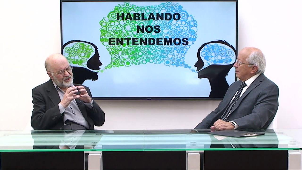 HABLANDO NOS ENTENDEMOS - INVITADO DR CARLOS FREILE TEMA HISTORIA Y LENGUAJE