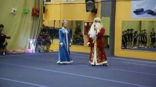 Новогоднее представление 25.12.2015