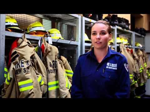 Want to be a Fire fighter?