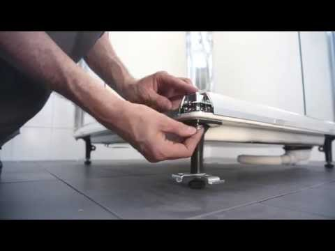 Assembly video about mounting of shower cabin NACC - Nautic 90x90 EN