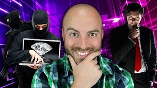 The 10 Most BRILLIANT Criminals in History!