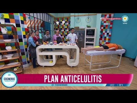 Plan anticelulitis