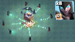 Video NEW UPDATE GEM SPREE | Clash Of Clans | LVL 12 MAXED WITCHES!! MP3, 3GP, MP4, WEBM, AVI, FLV Oktober 2017