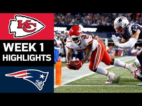 Chiefs vs. Patriots | NFL Week 1 Game Highlights - Thời lượng: 8:08.