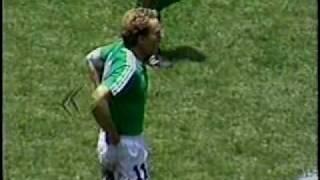 Rummenigge Treffer gegen Argentinien