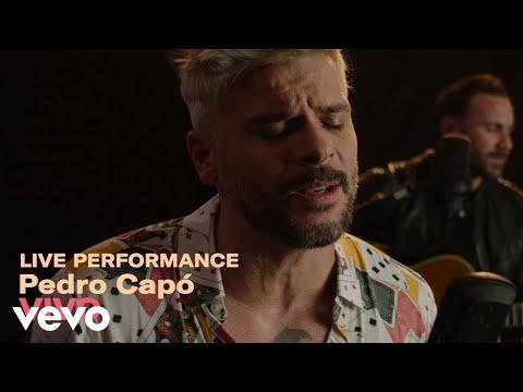 "Pedro Capó - ""Vivo"" Official Performance | VEVO"