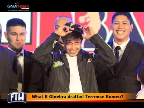 FTW: What if Ginebra drafted Terrence Romeo?