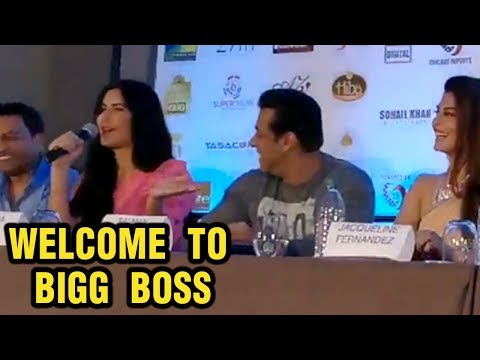 Salman Khan And Katrina Kaif Turn Bigg Boss Host I