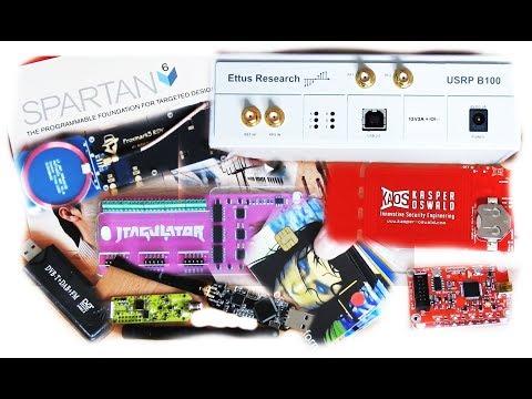 Hardware reverse engineering gear (Part 2): Communication interfaces