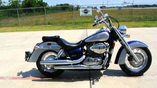 4. $5,999 2009 Honda Shadow 750 Aero with Only 700 Miles! Near New Condition!