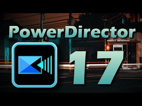 PowerDirector 17 Review