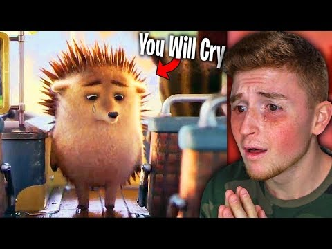 Reacting To The SADDEST Animations On YouTube.. (You'll Cry)