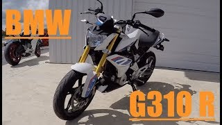 10. 2018 BMW G310 R First Ride REVIEW