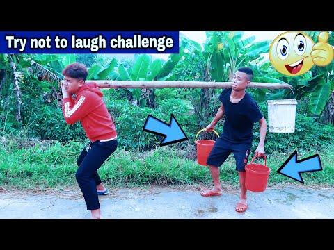 Coi Cấm Cười Phiên Bản Việt Nam | TRY NOT TO LAUGH CHALLENGE 😂 Comedy Videos 2019 | Hải Tv - Part86