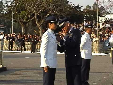 Escola de Especialistas de Aeronáutica, formatura EAGS e CFS.mpg