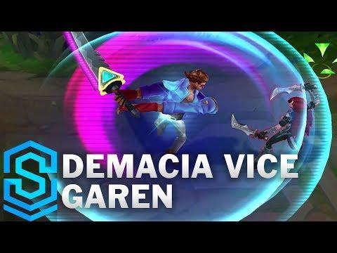 Garen Dân Chơi Demacia - Demacia Vice Garen