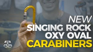 Singing Rock Oxy Oval Carabiners by WeighMyRack