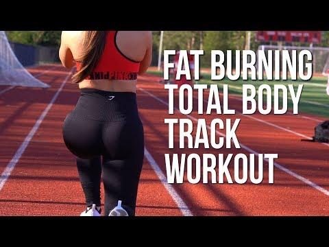 Fat burner - TOTAL BODY Fat Blasting Track Workout