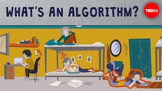 What's an algorithm? (TED-Ed)