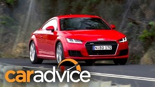2015 Audi TT Coupe Quattro Review