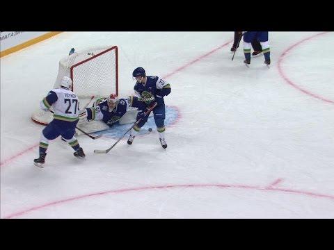 2017 KHL All Star Game: Tarasov 6 Bobrov 2 (видео)