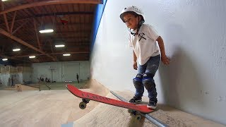 Video 3 YEAR OLD SKATEBOARDER! MP3, 3GP, MP4, WEBM, AVI, FLV Agustus 2017