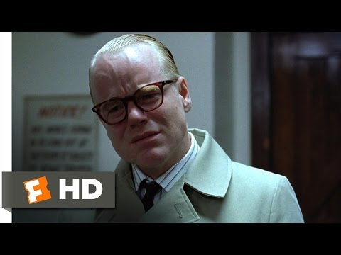 Capote (11/11) Movie CLIP - I Did Everything I Could (2005) HD