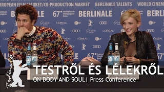 Nonton Testről és lélekről | Press Conference Highlights | Berlinale 2017 Film Subtitle Indonesia Streaming Movie Download