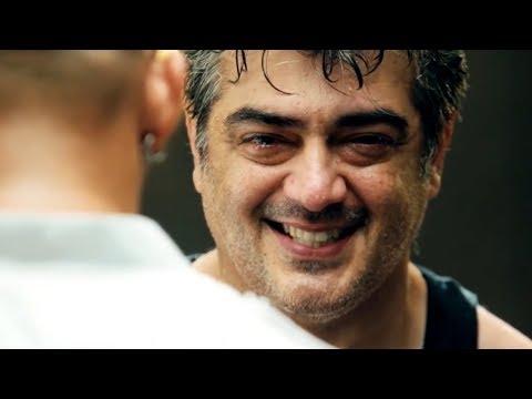 Vedalam Ajith Tranfomation Scene   Thala Ajith Best Scene From Vedalam