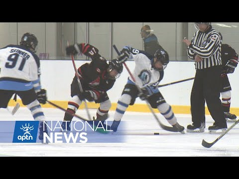 There's more than meets the eye with the Hay River rink | APTN News