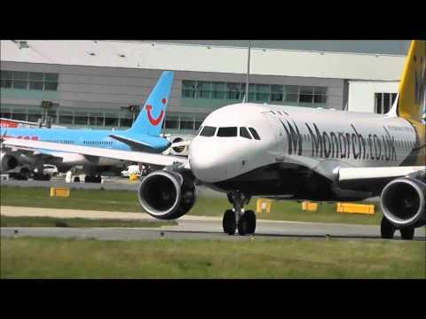 Planes at Birmingham Airport | 12/05/12