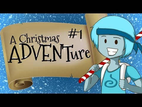 Adventure - Welcome to this year's Christmas series.. Our Christmas ADVENTure made and played with Lewis and Henry from Noxcrew / Smappz :D http://www.youtube.com/smappz...