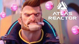 Atlas Reactor - 'The Case' Cinematic Trailer by GameSpot