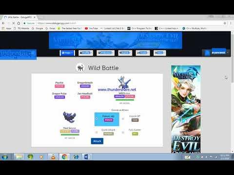 Pokemon deluge cheats get all legendary pokemon