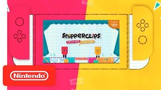 "Snipperclips ""…Deserves to be Your Next Game…"""
