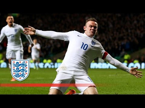 England Player Of The Year - Highlights of Wayne Rooney playing for England in 2014 To find out more about the FA visit: http://thefa.com Follow us on Twitter: http://twitter.com/FA The ...
