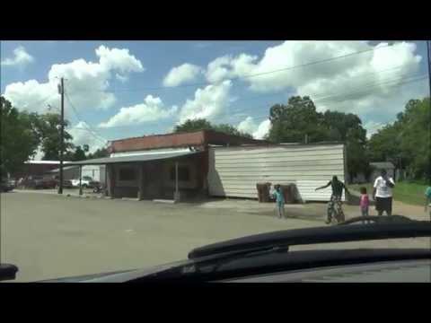 DRIVING THROUGH GLENDORA MISSISSIPPI (видео)