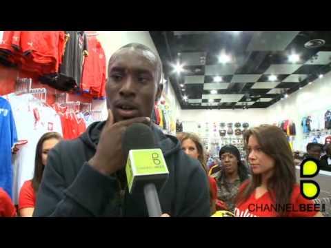 Entrevista a Carlton Cole