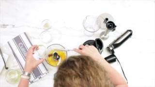 Smart Stick® PowerTrio® Hand Blender with Food Processor Demo Video Icon
