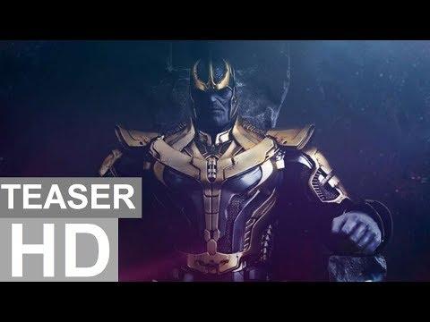 AVENGERS INFINITY WAR - First Teaser (2018 Movie)   FAN MADE   Marvel Superhero Movie HD